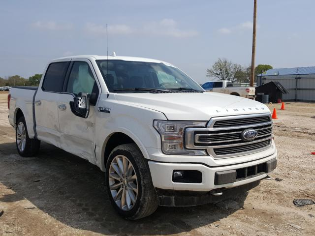 Salvage cars for sale from Copart Newton, AL: 2020 Ford F150 Super