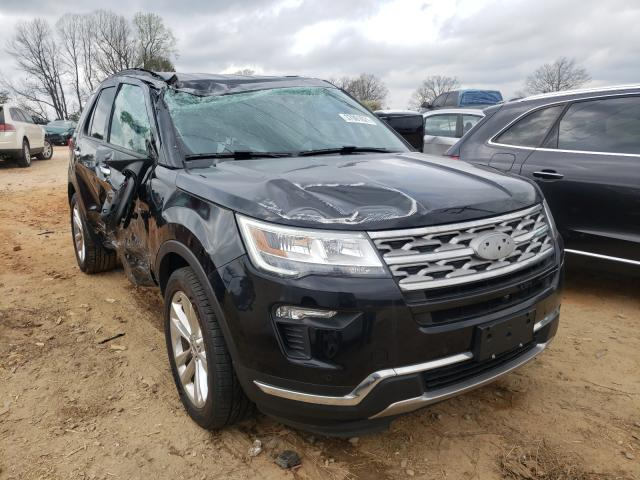 Vehiculos salvage en venta de Copart China Grove, NC: 2018 Ford Explorer L