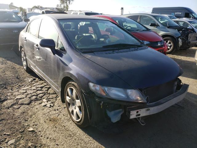 Honda Vehiculos salvage en venta: 2009 Honda Civic LX