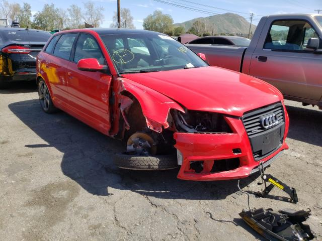 Salvage cars for sale from Copart Colton, CA: 2011 Audi A3 Premium