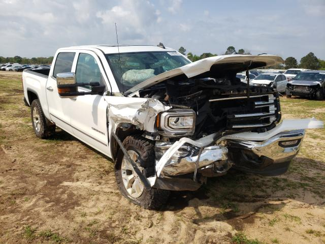 Salvage cars for sale from Copart Newton, AL: 2018 GMC Sierra K15