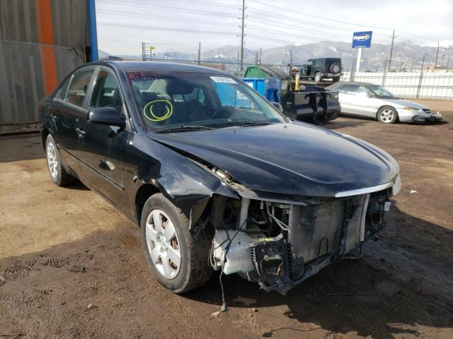 Hyundai salvage cars for sale: 2009 Hyundai Sonata GLS