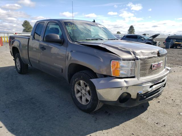 Salvage cars for sale from Copart Airway Heights, WA: 2012 GMC Sierra K15