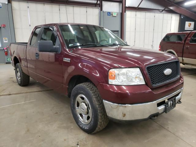 Salvage cars for sale from Copart East Granby, CT: 2006 Ford F150