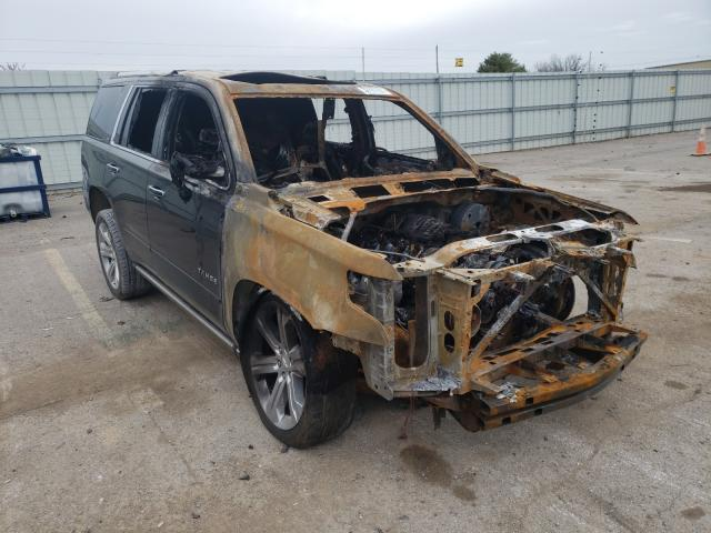 Salvage cars for sale from Copart Lexington, KY: 2016 Chevrolet Tahoe K150