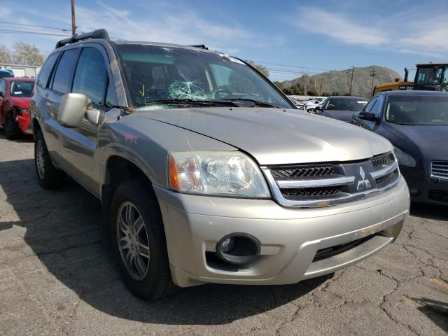 Salvage cars for sale from Copart Colton, CA: 2007 Mitsubishi Endeavor S