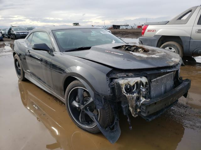Salvage cars for sale from Copart Brighton, CO: 2010 Chevrolet Camaro SS