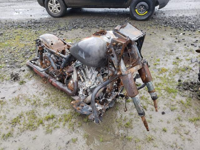 Salvage cars for sale from Copart Eugene, OR: 2019 Harley-Davidson Flhxs