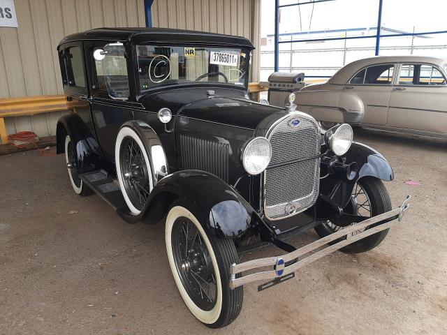 Ford Model A salvage cars for sale: 1929 Ford Model A