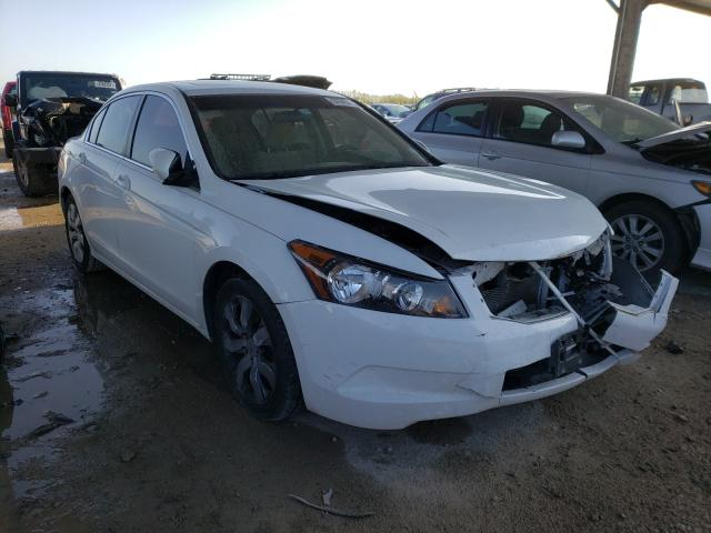 Salvage cars for sale from Copart Temple, TX: 2010 Honda Accord EX