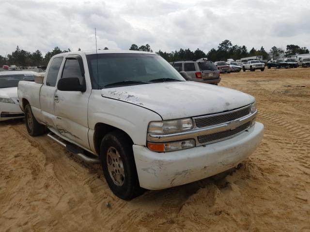 Salvage cars for sale from Copart Gaston, SC: 1999 Chevrolet Silverado