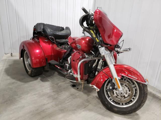 Harley-Davidson Flhtcutg T salvage cars for sale: 2013 Harley-Davidson Flhtcutg T