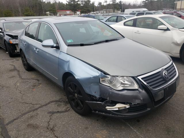 Salvage cars for sale from Copart Exeter, RI: 2006 Volkswagen Passat 2.0