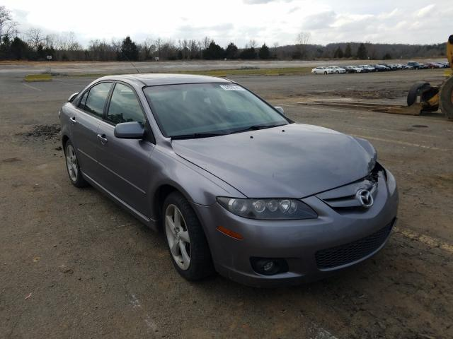 Mazda 6 salvage cars for sale: 2006 Mazda 6