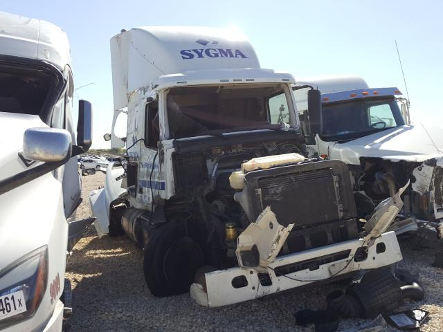 Salvage cars for sale from Copart San Antonio, TX: 2018 Volvo VN VNL