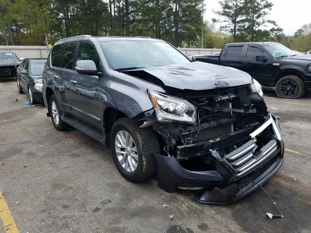 Salvage cars for sale from Copart Eight Mile, AL: 2017 Lexus GX 460