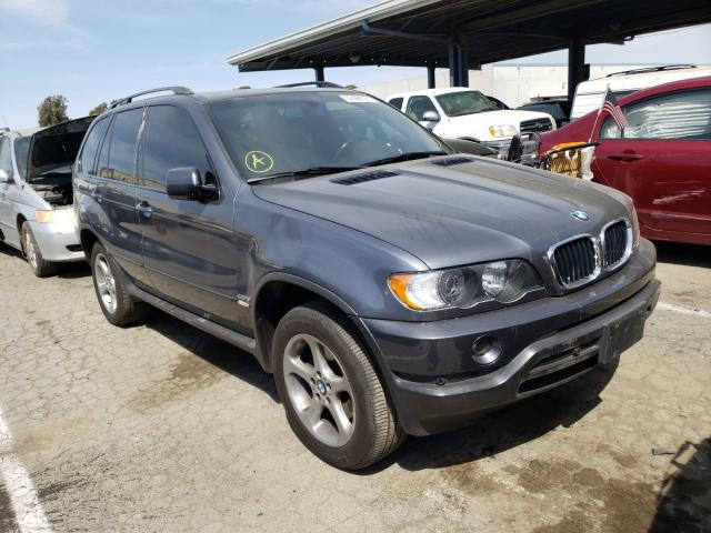 2003 BMW X5 3.0I - Other View