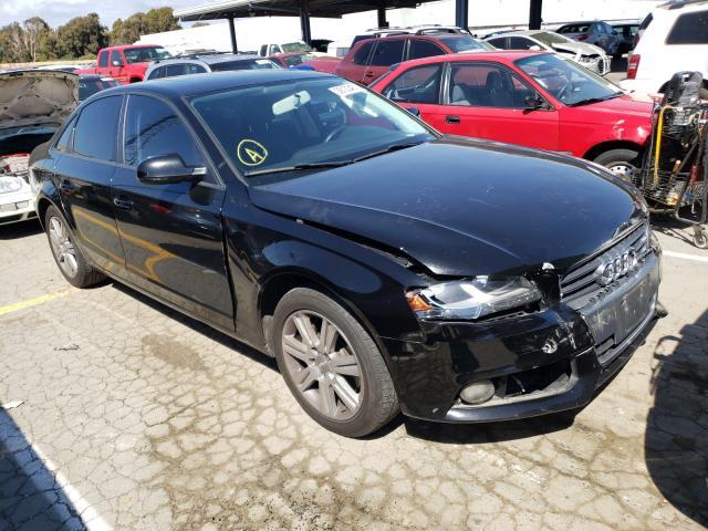 2011 AUDI A4 PREMIUM WAUAFAFL8BN029081