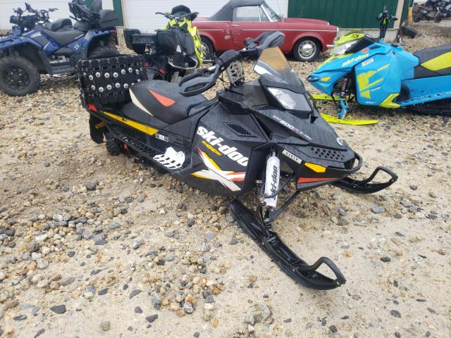 Salvage cars for sale from Copart Candia, NH: 2012 Skidoo Mxzx 800R