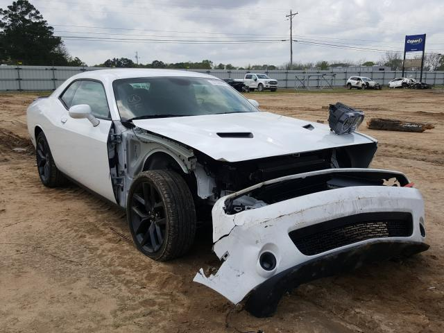 Salvage cars for sale from Copart Newton, AL: 2019 Dodge Challenger