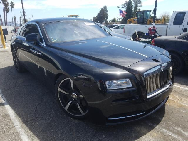 Rolls-Royce salvage cars for sale: 2016 Rolls-Royce Wraith