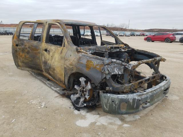 Salvage cars for sale from Copart Abilene, TX: 2017 Dodge 1500 Laram