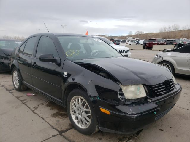 Salvage cars for sale from Copart Littleton, CO: 2003 Volkswagen Jetta Wolf