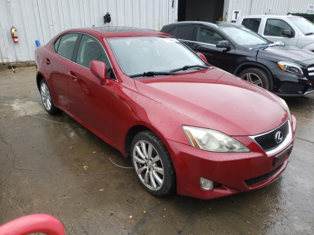 Salvage cars for sale from Copart Windsor, NJ: 2007 Lexus IS 250