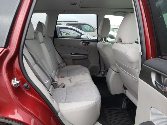 2013 SUBARU FORESTER 2 JF2SHACC0DH402929