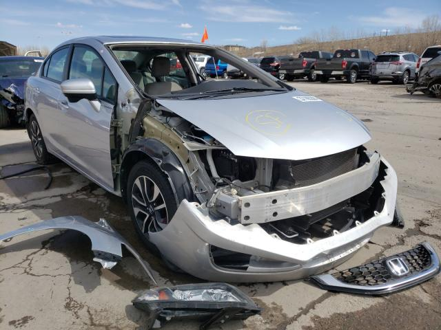 2014 HONDA CIVIC EX - Other View