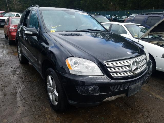 Vehiculos salvage en venta de Copart Graham, WA: 2006 Mercedes-Benz ML 500