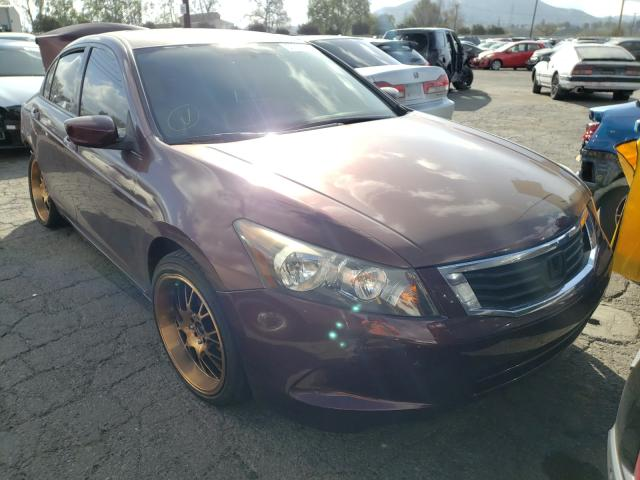 Salvage cars for sale from Copart Colton, CA: 2008 Honda Accord EXL