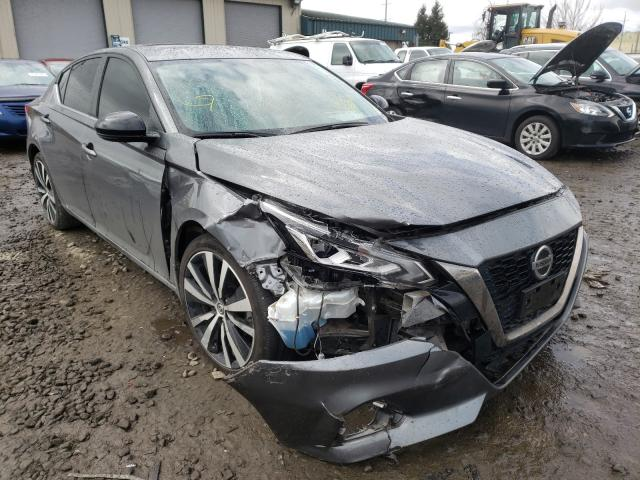 Salvage cars for sale from Copart Eugene, OR: 2019 Nissan Altima SR