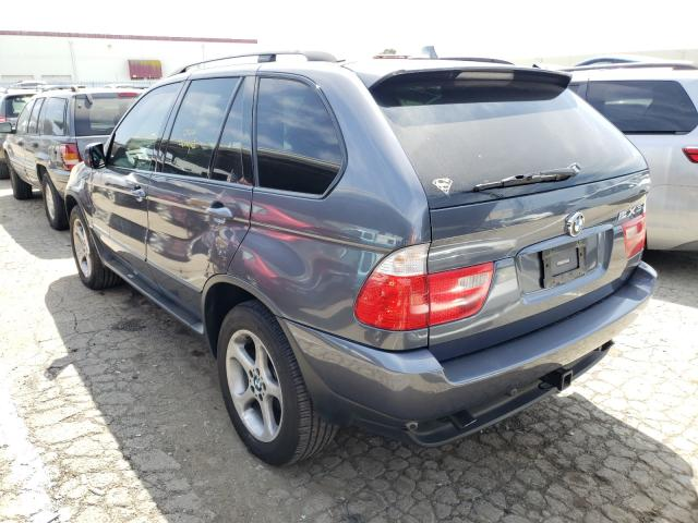 2003 BMW X5 3.0I - Right Front View