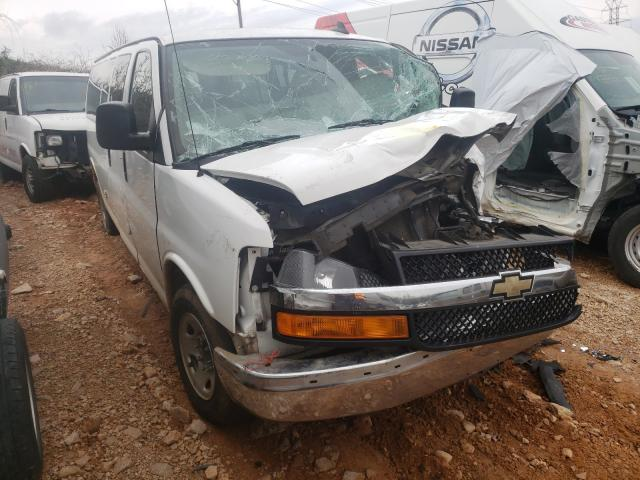 Vehiculos salvage en venta de Copart China Grove, NC: 2016 Chevrolet Express G3