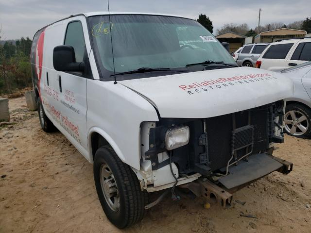 Vehiculos salvage en venta de Copart China Grove, NC: 2008 Chevrolet Express G2