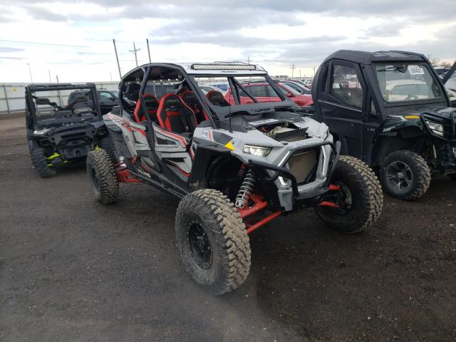 Salvage cars for sale from Copart Brighton, CO: 2020 Polaris RZR XP 4 T