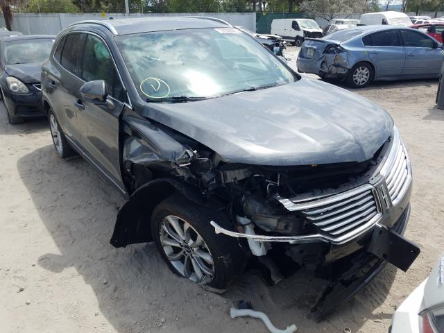 Lincoln Vehiculos salvage en venta: 2018 Lincoln MKC Select
