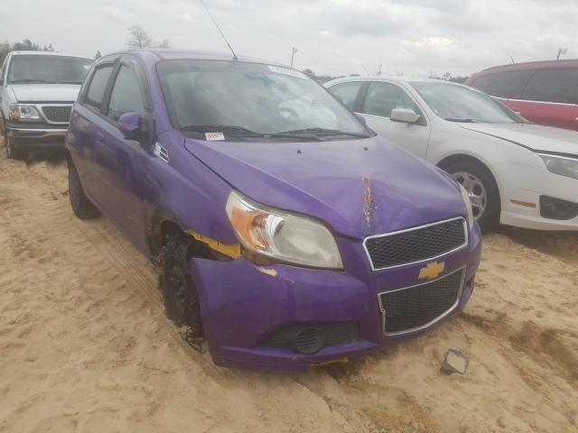 Chevrolet Aveo salvage cars for sale: 2010 Chevrolet Aveo