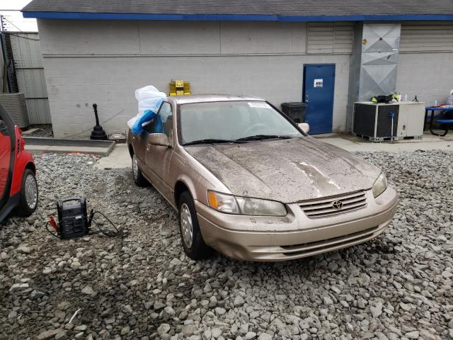 Salvage cars for sale from Copart Mebane, NC: 1997 Toyota Camry CE