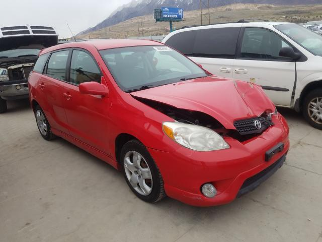 Salvage cars for sale from Copart Farr West, UT: 2006 Toyota Corolla MA