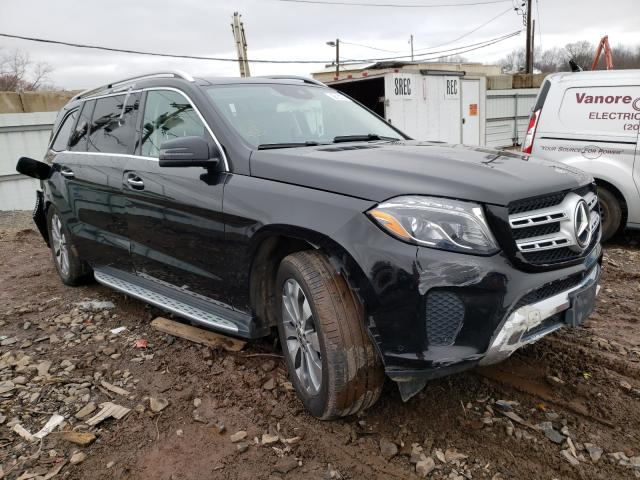 Mercedes-Benz Vehiculos salvage en venta: 2018 Mercedes-Benz GLS 450 4M