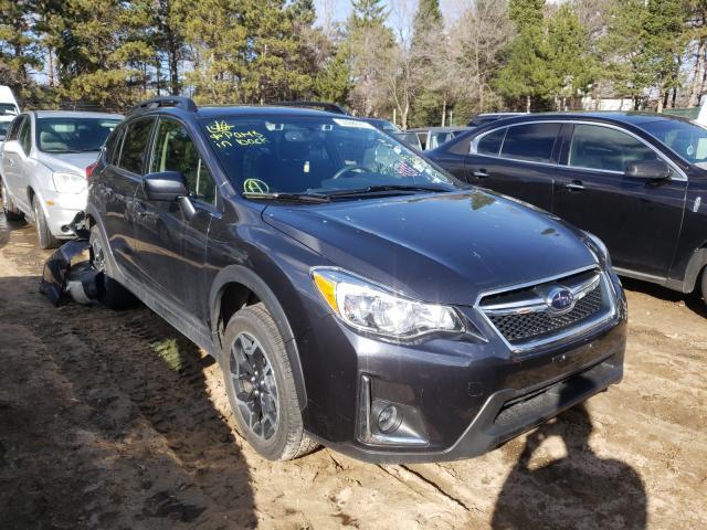 Salvage cars for sale from Copart Ham Lake, MN: 2017 Subaru Crosstrek
