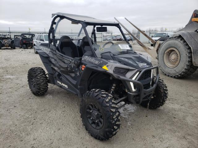 Salvage cars for sale from Copart Appleton, WI: 2020 Polaris RZR XP 100