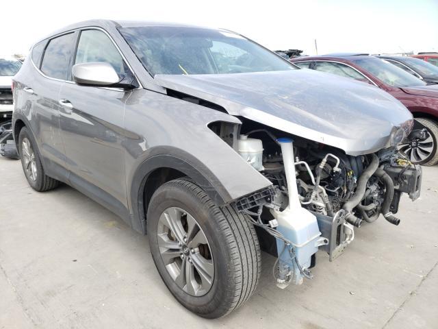 Hyundai salvage cars for sale: 2016 Hyundai Santa FE S