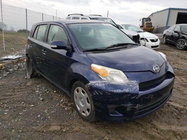 Salvage cars for sale from Copart Chambersburg, PA: 2008 Scion XD