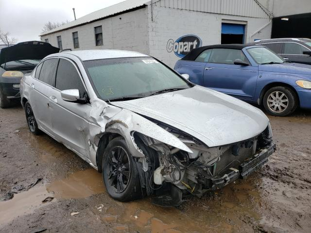 Salvage cars for sale from Copart Hillsborough, NJ: 2011 Honda Accord LXP