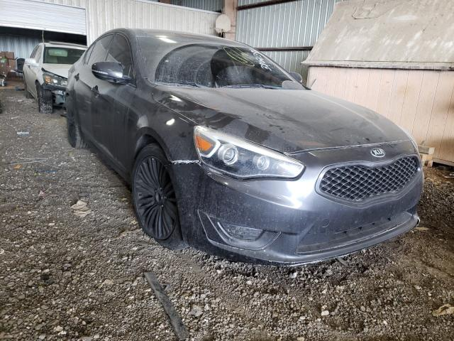 KIA salvage cars for sale: 2014 KIA Cadenza PR