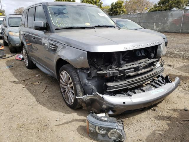 2011 LAND ROVER RANGE ROVE - Other View
