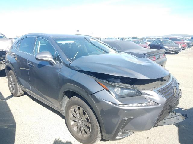 Salvage cars for sale from Copart Martinez, CA: 2018 Lexus NX 300 Base